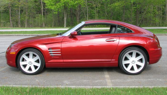 Foto 3 - Chrysler crossfire 3.2 coupe