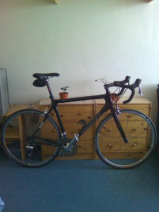 Foto 1 - Giant TCR-2 composite