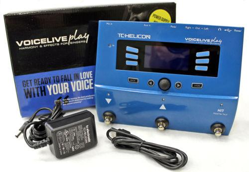 Foto 1 - TC-HELICON VOICELIVE PLAY