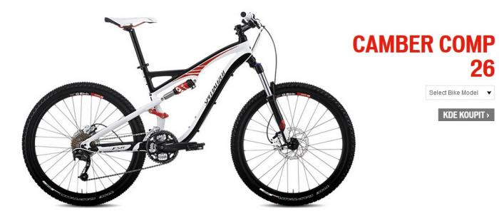 Foto 1 - Specialized Camber Comp 26