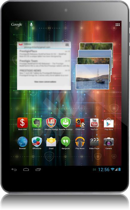 Foto 1 - Tablet  PRESTIGIO Multipad 4 Diamond  7.85 3G