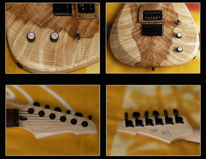 Foto 2 - Kytara Fanatic Guitars